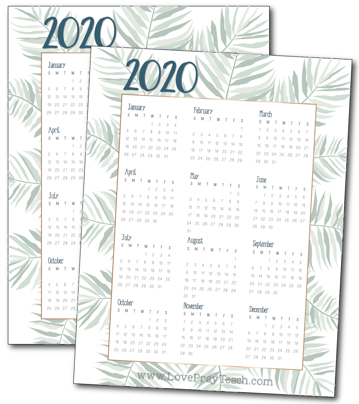 "2020 Youth Theme: ""Go and Do"" (1 Nephi 3:7) Printable Packet for Latter-day Saint Young Women www.LovePrayTeach.com"